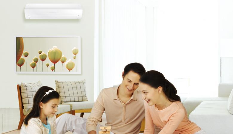 Tuyệt chiêu giúp bé khỏe mạnh khi sử dụng máy lạnh